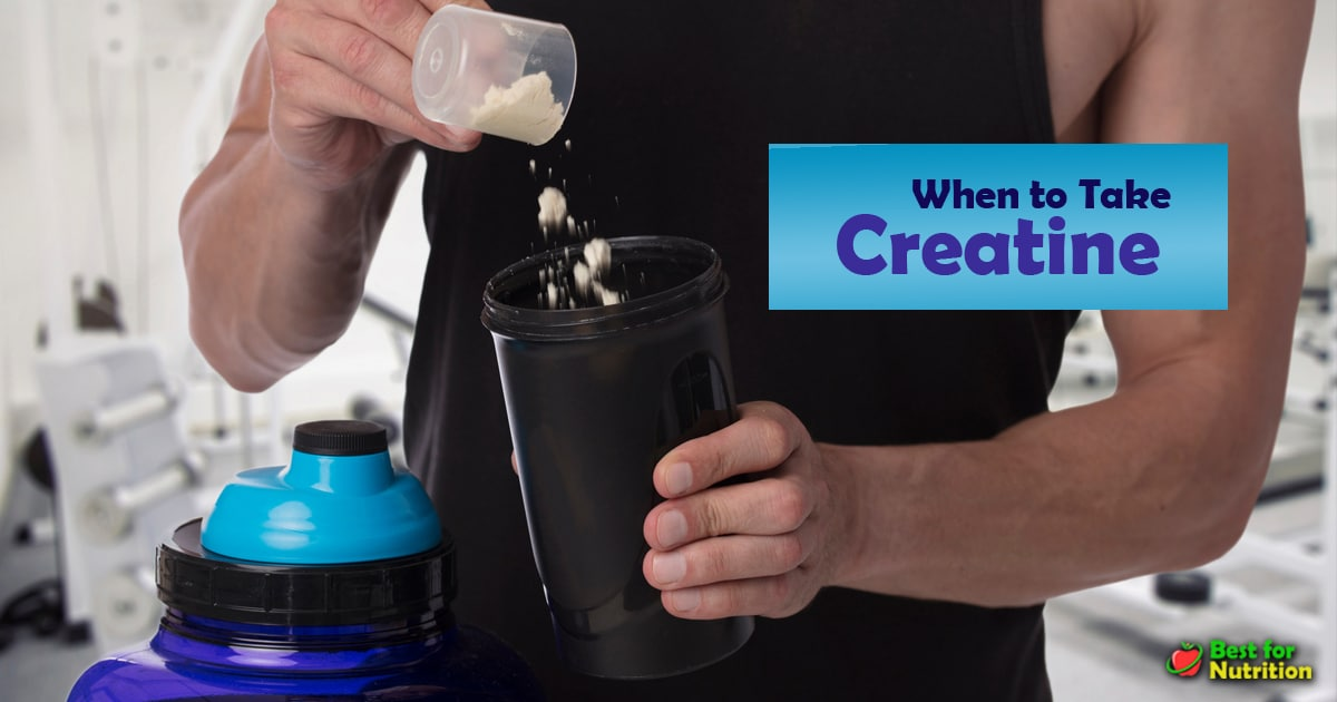 The Best Time to Take Creatine
